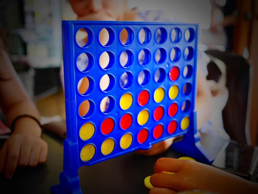 Connect 4 Winning State Detection